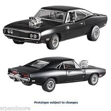 The Fast & the Furious1970 Dodge Charger 1:43/ Hot Wheels Elite Cult Classic-NIP