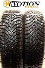 1756514 FALKEN 175 65 14 82T EUROWINTER HS01 Used Part Worn 6.5mm x 2 Tyres