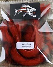 Red & Black Rabbit Strips 3mm