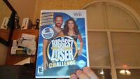 The Biggest Loser Challenge (Nintendo Wii, 2010) Complete with Manual