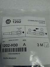 Allen-Bradley: 1202-H30, VFD cable extension, 9.8ft, Male-Female
