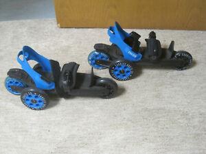 Cardiff Skate Company Size Adult Large Cardiff Cruiser Skates Blue Preowned