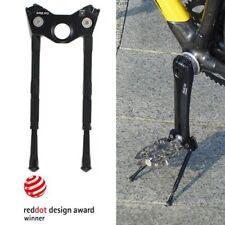 Gearoop Bike Bicycle CoolStand Aluminum Adjustable Side Stick 33-39mm , Black