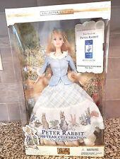 BRAND NEW NRFB MATTEL Barbie Doll Collectible Peter Rabbit 100 Year Celebration