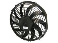 Spal 30100467 Puller Fan 12In Low Profile ; Curved Blade; For Use W// 15Amp Fuse at 13V 1 Pack