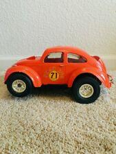 1970's Cox Gas Powered VW Baja Bug - Car Toy Model Orange