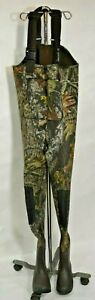 REDHEAD BONE DRY 600 GRAM THINSULATE ULTRA CAMO WADERS SIZE 10