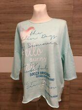 Lacoste Damen-Sweatshirt mit Rundhals aus Baumwoll-Interlock mit Stretch SF8809