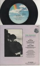 "THE POGUES   Rare 1986 Australian Promo Only 7"" OOP MCA P/C Single ""Haunted"""