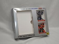 2007 Movie Best Buy exclusive OPTIMUS PRIME & CLIFFJUMPER Robot Heroes no DVD