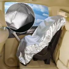 Baby Kids Car Seat Sun Shade UV Protector Dust Cover Heat Insulation New LA