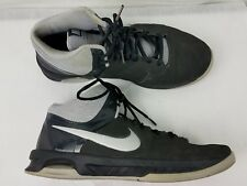 NIKE Air Black Board Shoes Size 9.5 Men's Skate Boarding