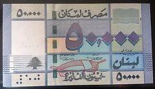 LEBANON 2012 Banknote 50000 LIVRES - Standard Issue - UNC