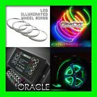 COLORSHIFT LED Wheel Lights Rim Lights Rings by ORACLE (Set of 4) for SATURN