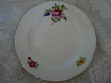 Vintage JLMENAU Graf Von Henneberg Roses Porzellan Plate - Made in East Germany