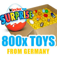TOP +++ Ferrero Kinder Surprise Toys in ORIGINAL PACKAGING shell capsule +++ TOP