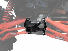 SuperATV Can-Am Maverick Rear 2'' Receiver Tow Hitch Black (MULTIPLE FITMENTS)