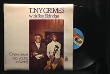 Tiny Grimes/Roy Eldridge-One Is Never Too Young To Swing-Sonet 736-ENGLAND