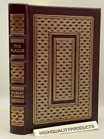 Easton Press THE PLAGUE Albert Camus Collector's LIMITED VINTAGE Edition SCARCE!