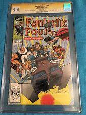 Fantastic Four #337 - Marvel - CGC SS 9.4 NM Signed by Walt Simonson