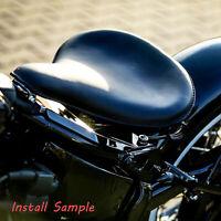 Black Motorcycle Bobber Solo Seat Spring Bracket For Harley Davidson Iron 883 US
