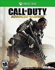 CALL OF DUTY ADVANCED WARFARE XBOX ONE! WAR COMBAT, BATTLE, CONFLICT BATTLEFIELD