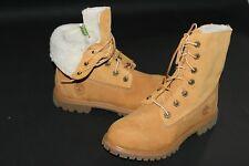 Timberland Womens Classic Winter Waterproof Boots Size US 7.5M/EU 38.5