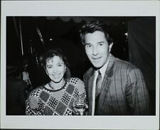 Barbara Parkins (Actress/Singer), Darren Ramirez ORIGINAL PHOTO HOLLYWOOD Candid