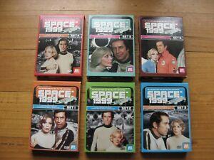 SPACE 1999 - UK 1970's SCI-FI TV SERIES - 12 DVD SET - 36 EPISODES