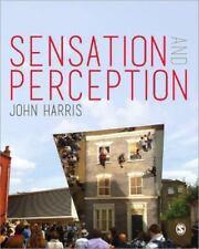 Sensation and Perception by John Harris (2014, Paperback)