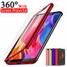 For Xiaomi Redmi 7 Note 8T 8 7 Pro Mi A2 Shockproof 360 Full Case+Tempered Glass
