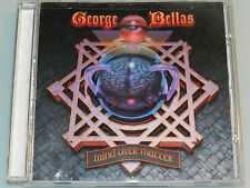 George Bellas - Mind Over Matter - RARE '97 Out Of Print cd Malmsteen