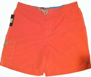 Mens Ralph Lauren Polo Swim Trunks Board Shorts NWT NEW 2XB 4XB Swimming