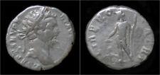 Septimius Severus AR Bacchus standing left