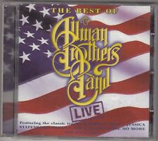 ALLMAN BROTHERS BAND - the best of the allman live CD