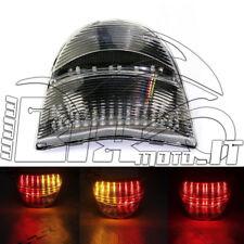 FARO POSTERIORE STOP LED INDICATORI HONDA CBR 954 / CBR900RR 2002 2003 CHIARO