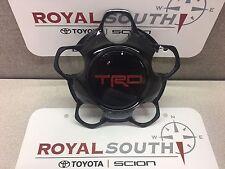 Toyota Tundra 2015 - 2017 TRD PRO Wheel Center Cap (1) Genuine OE OEM