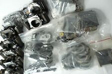 Huge Lot of Vintage Nikon Nikkormat Nikomat 35mm Camera Repair Parts