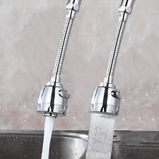 Rotatable Faucet Filter Sprinkler Bubbler Water Tap Bathroom Kitchen Wash Basin