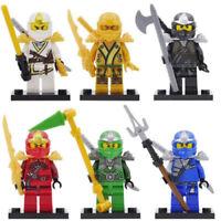Lego Super Heroes Minifigures + Custom Superhero Mini Figures Various MiniFigs