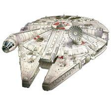 3D Star Wars Millennium Falcon Ship Paper Model Kid handmade DIY Development toy