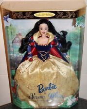 Snow White 1999 Barbie Doll NRFB MINT NEW