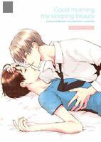 Yuri!!! on Ice YAOI Doujinshi ( Victor x Yuri Katsuki ) Good morning my sleeping