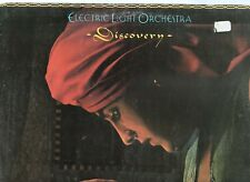 """ELO ELECTRIC LIGHT ORCHESTRA, DISCOVERY 1979 12""""x33rpm LP RECORD ALBUM near mint"""
