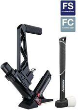 Husky Flooring Air Nailer Stapler Pneumatic 16-Gauge Nail Gun Lightweight