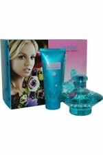 Britney Spears Curious EDP Eau de Parfum Spray 100ml Body Souffle 100ml Womens