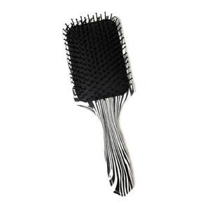 Crewe Orlando Paddle Hair Brush Zebra