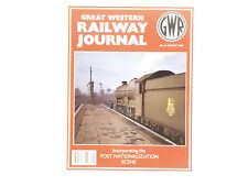 GREAT WESTERN RAILWAY JOURNAL NO 9 WINTER 1994 (LOOK)