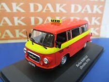 Die cast 1/43 Modellino Furgone Taxi Barkas B1000 KB Dresden 1970 East Germany