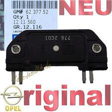 NEU Original GM Steuergerät f Zündanlage Opel Ascona C Manta B Kadett E Corsa A